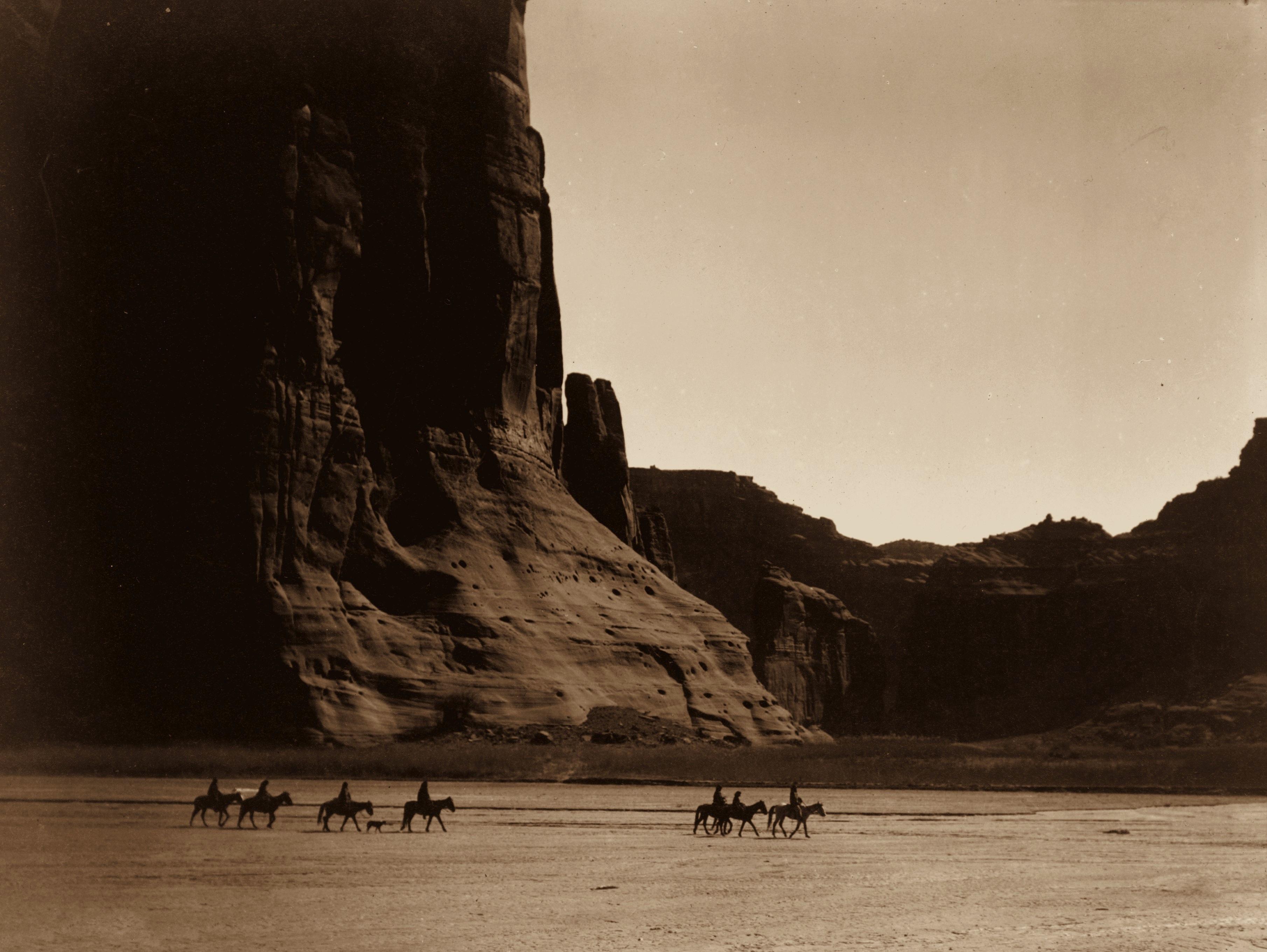 Canyon de Chelly  Navajo